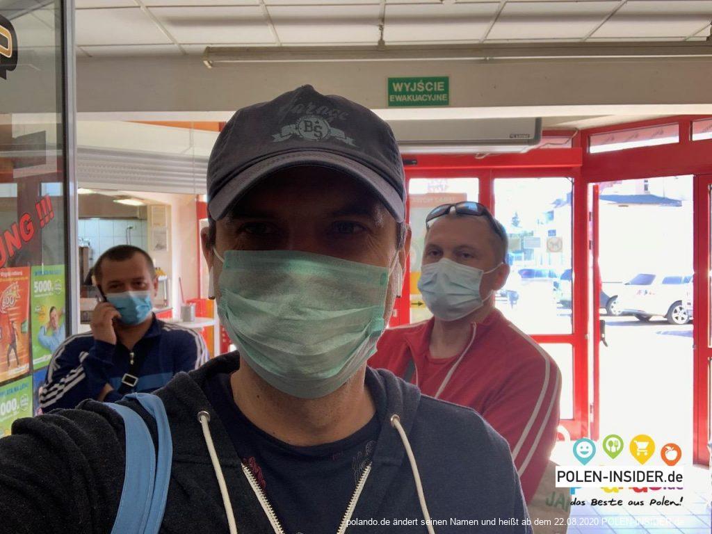 Słubice während der COVID 19-Pandemie (in Bildern)