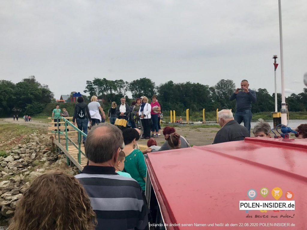 Zwei Dörfer an der Oder- ein gemeinsames Sommerfest