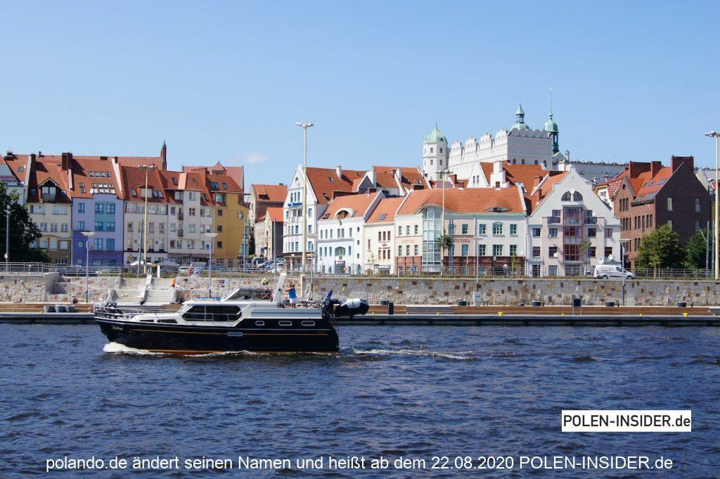 Stettin bietet deutsch-polnische Rundgänge durch die Geschichte