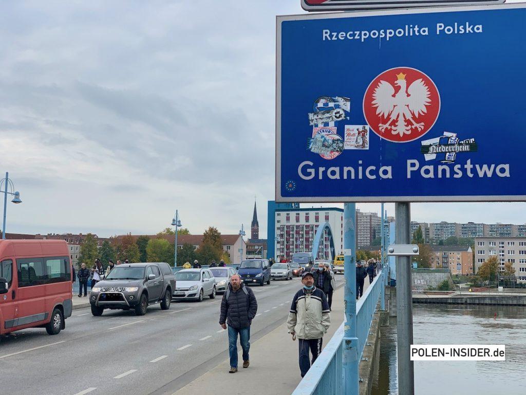 Lockdown in Polen