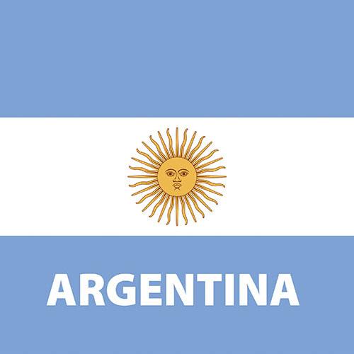 Argentin zászló