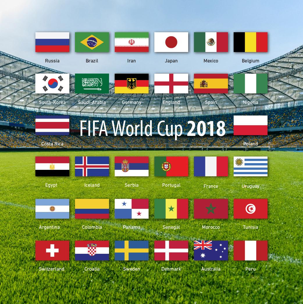 FIFA design egyedi szublimált textil méteráruhoz