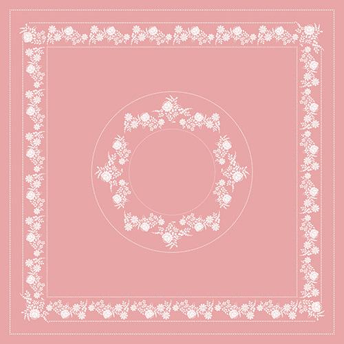 Kalocsai rózsaszín