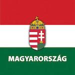 Magyar zászló design egyedi szublimált textil méteráruhoz