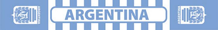 Argentin sál design egyedi szublimált textil méteráruhoz