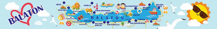 Balaton sál 4 design egyedi szublimált textil méteráruhoz