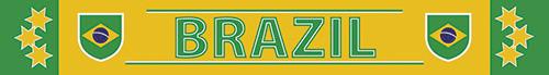 Brazil sál