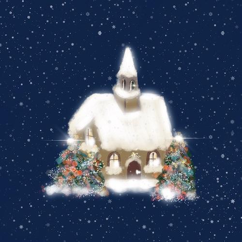 Vézsé Design Karácsonyi kápolna