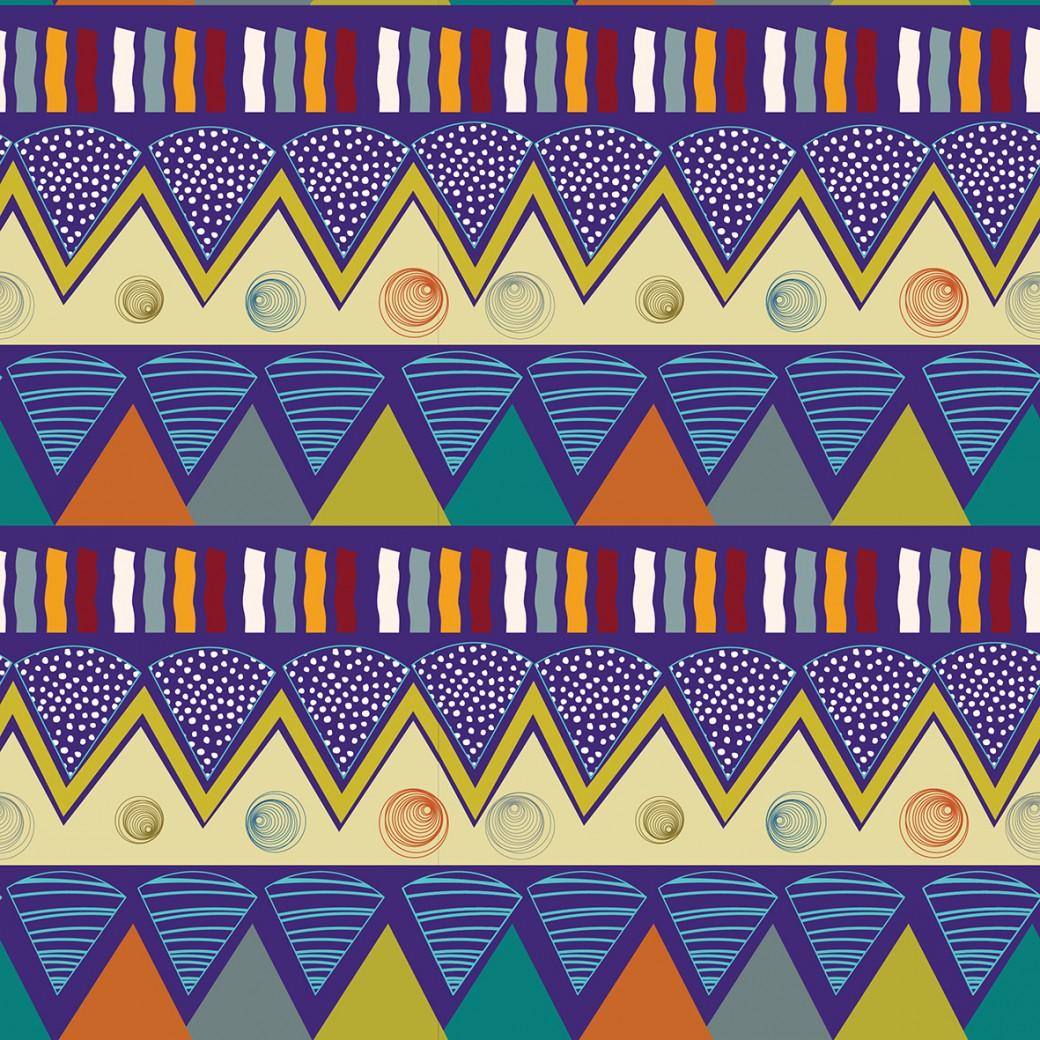 Indián design egyedi szublimált textil méteráruhoz