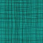 Fekete szálak türkiz alapon design egyedi szublimált textil méteráruhoz