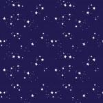 Csillagos éj design egyedi szublimált textil méteráruhoz