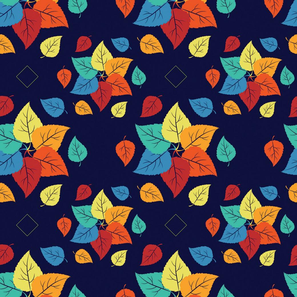 Leveles csokor design egyedi szublimált textil méteráruhoz