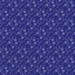 Kékfestő design egyedi szublimált textil méteráruhoz