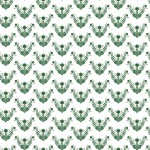 Jász népi motívum design egyedi szublimált textil méteráruhoz