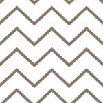 Barna fehér farkasfog design egyedi szublimált textil méteráruhoz
