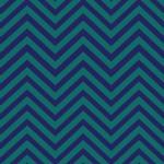 Kék türkiz farkasfog design egyedi szublimált textil méteráruhoz
