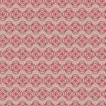 Piros geometrikus design egyedi szublimált textil méteráruhoz