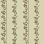 Barna kalocsai design egyedi szublimált textil méteráruhoz