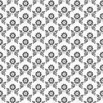 Magyaros fekete design egyedi szublimált textil méteráruhoz