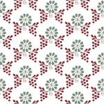 Magyaros design egyedi szublimált textil méteráruhoz