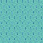 Türkiz lepkés design egyedi szublimált textil méteráruhoz