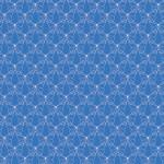 Kék lepkés design egyedi szublimált textil méteráruhoz