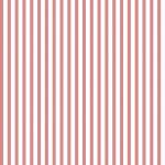 Csíkos eper design egyedi szublimált textil méteráruhoz
