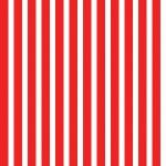 Csíkos piros design egyedi szublimált textil méteráruhoz