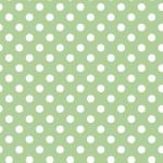 Pöttyös világoszöld design egyedi szublimált textil méteráruhoz