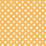 Pöttyös sárga design egyedi szublimált textil méteráruhoz