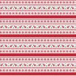 Pixel szarvas design egyedi szublimált textil méteráruhoz