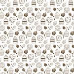 Sütik design egyedi szublimált textil méteráruhoz