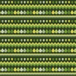 Zöld sárga színátmenetes levelek design egyedi szublimált textil méteráruhoz