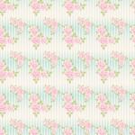 Vintage virág design egyedi szublimált textil méteráruhoz