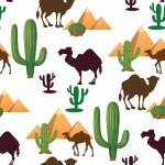 Sivatag fehér alapon design egyedi szublimált textil méteráruhoz