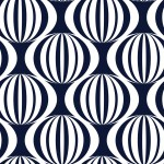 Hagyma fekete fehér design egyedi szublimált textil méteráruhoz