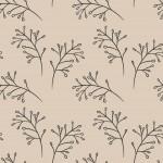 Faágak design egyedi szublimált textil méteráruhoz