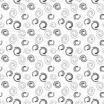 Spirál design egyedi szublimált textil méteráruhoz