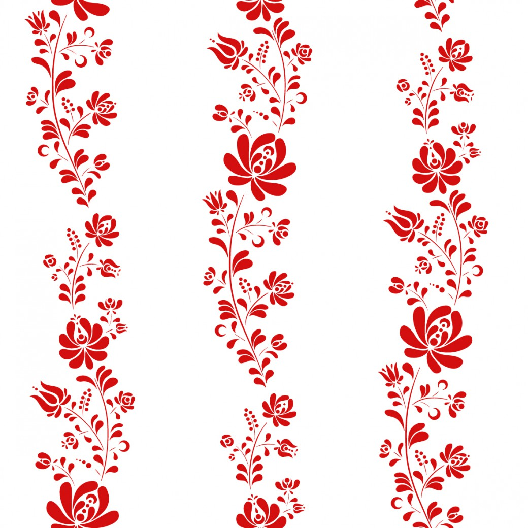 70a679896b Egyedi hátizsák kalocsai hímzés mintával - Pompoint egyedi méteráru ...