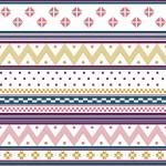 Pizsamás fehér design egyedi szublimált textil méteráruhoz
