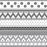 Pizsamás szürke design egyedi szublimált textil méteráruhoz