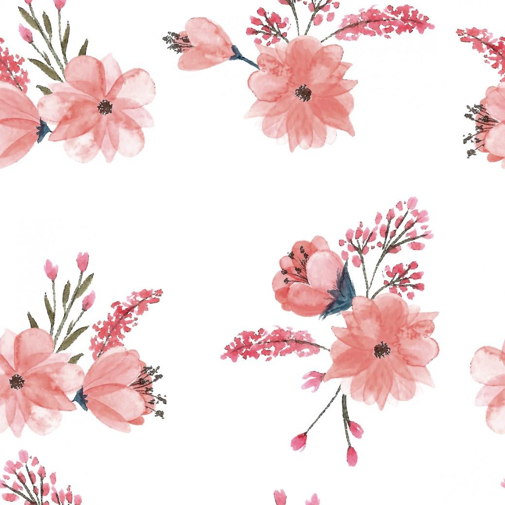 71556fb24d Egyedi ülőpárna mezei virág mintával - Pompoint egyedi méteráru ...