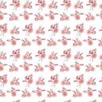 Mezei virág design egyedi szublimált textil méteráruhoz