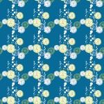 Bubis citrom kéken design egyedi szublimált textil méteráruhoz