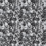 Állati foltok design egyedi szublimált textil méteráruhoz