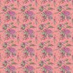 Rózsák rózsaszínen design egyedi szublimált textil méteráruhoz