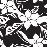 Rajzolt virág design egyedi szublimált textil méteráruhoz