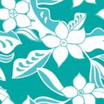 Fehér rajzolt virágok design egyedi szublimált textil méteráruhoz