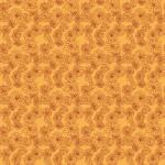 Narancs krizantém design egyedi szublimált textil méteráruhoz