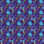 Krizantém 3 design egyedi szublimált textil méteráruhoz